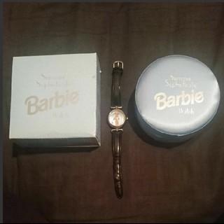 バービー(Barbie)の【レア!Barbieバービー FOSSIL 腕時計】(腕時計)
