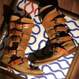 ヴィヴィアンウエストウッド(Vivienne Westwood)のn模様替え中様専用ヴィヴィアンウエストウッド パイレーツブーツ(ブーツ)