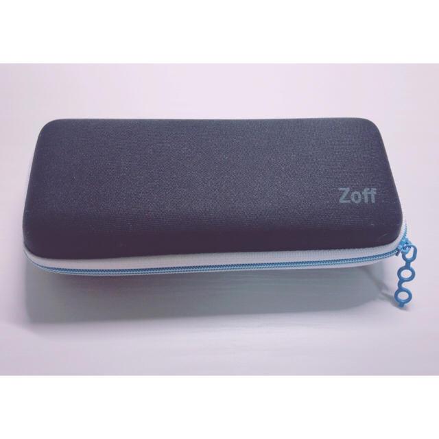 Zoff(ゾフ)の【✨フリルshop✨様専用】Zoff 丸メガネ  レディースのファッション小物(サングラス/メガネ)の商品写真