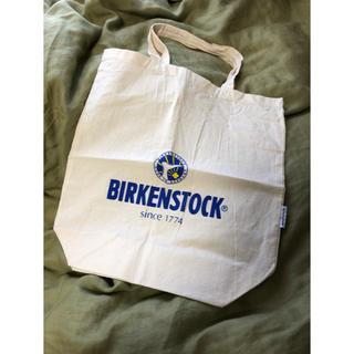ビルケンシュトック(BIRKENSTOCK)のBIRKENSTOCK トートバッグ(エコバッグ)