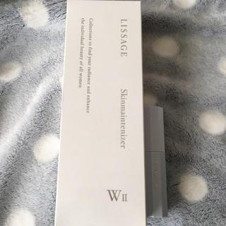 リサージ(LISSAGE)の24時までタイムセール‼️新品‼️リサージ スキンメンテナイザー WⅡ(化粧水/ローション)