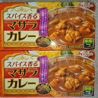 ハウスショクヒン(ハウス食品)のさくらさくらさま専用    ハウス スパイス香るマサラカレー(その他)