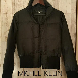 ミッシェルクラン(MICHEL KLEIN)のミッシェルクラン ダウンジャケット(ダウンジャケット)
