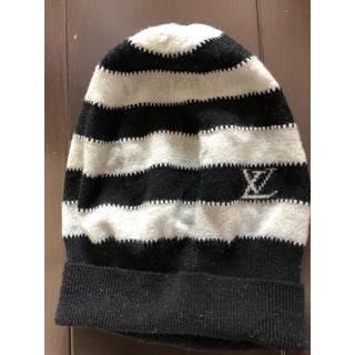 ルイヴィトン(LOUIS VUITTON)のリカ様専用☆正規品 ルイヴィトン ニット帽(ニット帽/ビーニー)