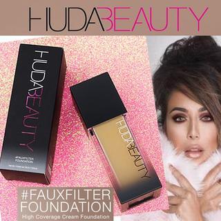 セフォラ(Sephora)の❤️れい様専用❤️Huda Beauty(フーダビューティー)ファンデーション (ファンデーション)