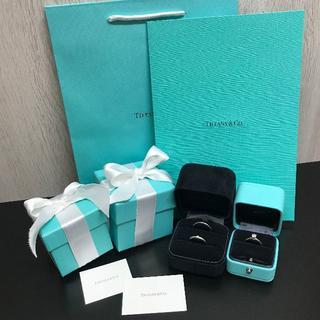 ティファニー(Tiffany & Co.)の専用☆☆新品 ティファニー ダイヤリング 3点セット(リング(指輪))