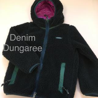 デニムダンガリー(DENIM DUNGAREE)のデニム&ダンガリー リバーシブルアウター ジャケット 120(ジャケット/上着)