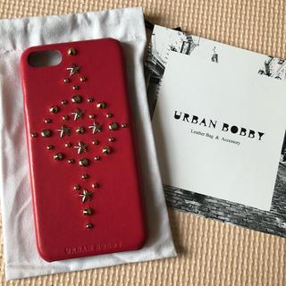 アーバンボビー(URBANBOBBY)の最URBAN BOBBY studs iPhone case iPhone7.8(iPhoneケース)