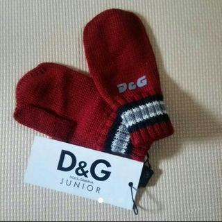 ドルチェアンドガッバーナ(DOLCE&GABBANA)の新品★ドルガバ キッズ手袋(手袋)