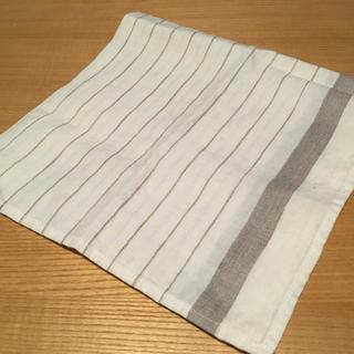 ムジルシリョウヒン(MUJI (無印良品))の布巾 無印良品(収納/キッチン雑貨)