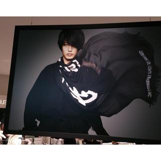 ヨウジヤマモト(Yohji Yamamoto)のヨウジヤマモト アレキサンドロス ストール 新品タグ付き(ストール)