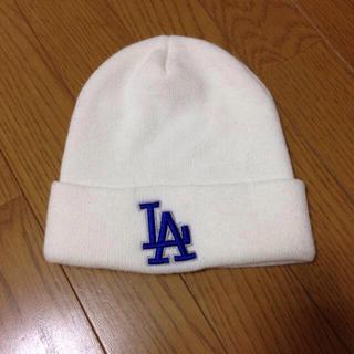 ☆LAニット帽☆(ニット帽/ビーニー)