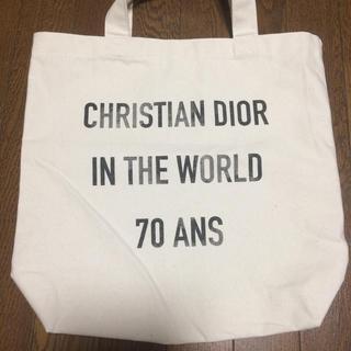 クリスチャンディオール(Christian Dior)のお値下げ‼︎Dior パリ装飾美術館 限定トートバッグ(トートバッグ)
