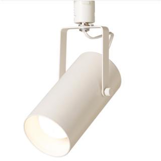 ムジルシリョウヒン(MUJI (無印良品))のシステムライト用LEDライト大/ホワイト(天井照明)