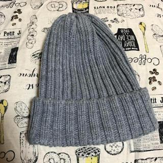 ムルーア(MURUA)の新品未使用❤️MURUA ニット帽(ニット帽/ビーニー)