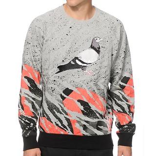 ステイプル(staple)のSTAPLE Pigeon ステイプル ピジョン クルーネック スウェットシャツ(スウェット)