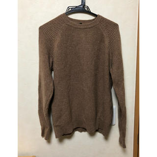 ムジルシリョウヒン(MUJI (無印良品))のセーター(ニット/セーター)