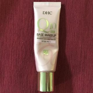 ディーエイチシー(DHC)のDHC Q10モイスチュアケア カラーベースEX ピンク 化粧下地 UV肌色補正(コントロールカラー)