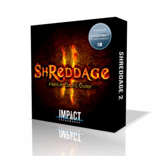 ギター Shreddage Bundle 音源 期間限定 Kontakt(ソフトウェア音源)