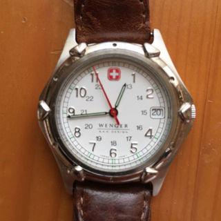 ウェンガー(Wenger)の腕時計 ブランド WENGER ウェンガー SAKデザイン ビンテージ(その他)
