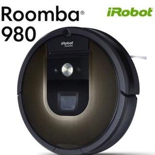 アイロボット(iRobot)のルンバ 980 新品 送料無料(掃除機)