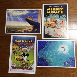ディズニー(Disney)のディズニーアートコレクション 1枚350円から(ポスター)