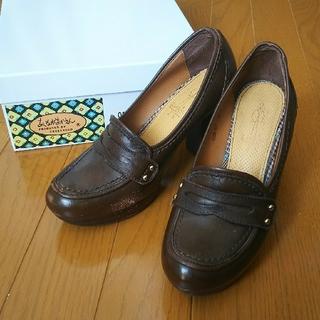 アシナガオジサン(あしながおじさん)のあしながおじさん ローファーヒール(ローファー/革靴)