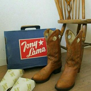 トニーラマ(Tony Lama)のTony Lama/トニーラマ ウエスタンブーツ   8 1/2D(ブーツ)