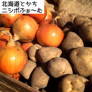セール中‼️北海道とかちニシボふぁ〜む じゃがたまセット(野菜)