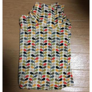 ユニクロ(UNIQLO)の◆ヒートテック ◆  タートルネック/柄物   【 XL】(アンダーシャツ/防寒インナー)
