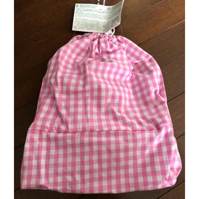 NOMADIC(ノーマディック)の2ルーム 巾着 レディースのファッション小物(ポーチ)の商品写真