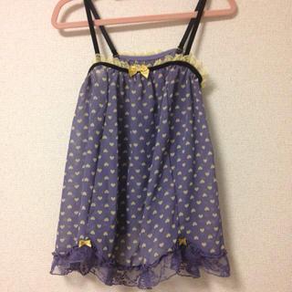 アンフィ(AMPHI)の可愛いお部屋着♡キャミソール(ルームウェア)