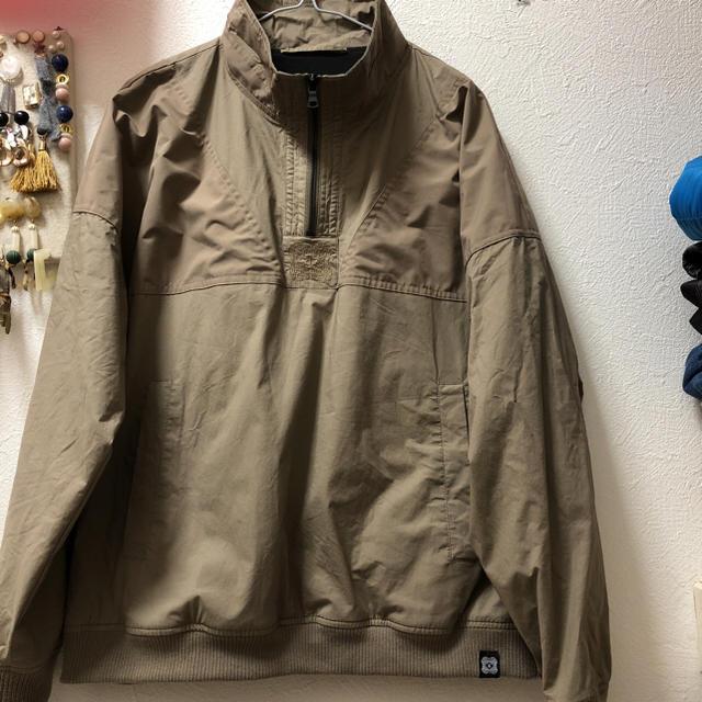 GU(ジーユー)のお値下げ!GU大人気!!スタンドカラービッグアノラック メンズのジャケット/アウター(マウンテンパーカー)の商品写真