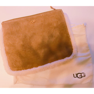 アグ(UGG)の新品 UGG クラッチバッグ(クラッチバッグ)