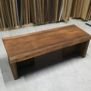 一枚板 テーブル ナチュラル ウォールナット(ローテーブル)
