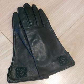 ロエベ(LOEWE)のロエベ♡美品グローブ(手袋)