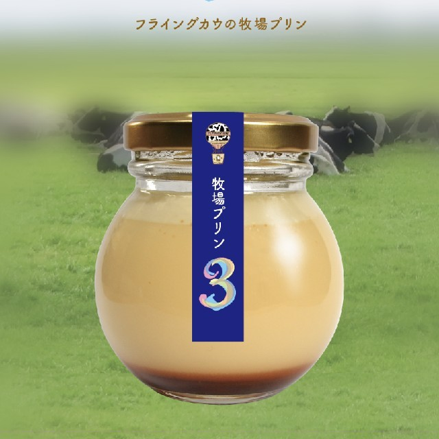 無添加・無着色・無香料 3プリン 6個入 食品/飲料/酒の食品(菓子/デザート)の商品写真