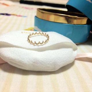 ツモリチサト(TSUMORI CHISATO)のツモリチサトのリング(リング(指輪))