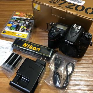 ニコン(Nikon)のEnzo様 NIKON D7200 ニコン ボディ(デジタル一眼)