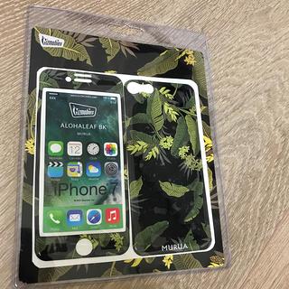 ムルーア(MURUA)のMURUA iPhoneシール(iPhone7)(iPhoneケース)