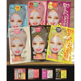 バービー(Barbie)のバービー ピュアマスクシートEX 6枚セット(パック/フェイスマスク)