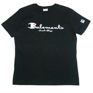 バレンシアガ(Balenciaga)のBalements  バレモン - T-SHIRTS - Tシャツ - ブラック(Tシャツ/カットソー(半袖/袖なし))