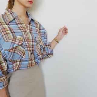 マディソンブルー(MADISONBLUE)のharu様専用 マディソンブルー チェックシャツ 00(シャツ/ブラウス(長袖/七分))