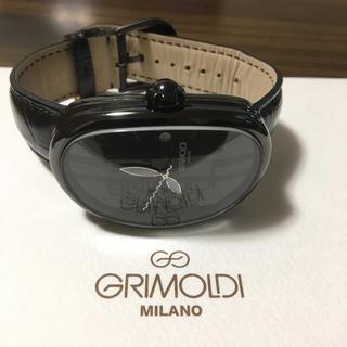 グリモルディ(GRIMOLDI)のグリモルディ ブラックジャック 世界限定500本(腕時計(アナログ))