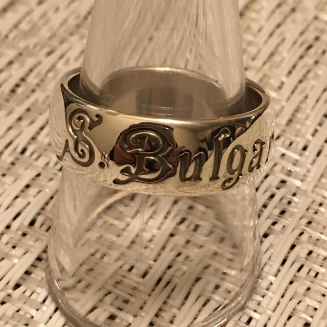 on sale 7ad53 d4d9e ブルガリ セーブザチルドレン 63 美品 リング 指輪 | フリマアプリ ラクマ
