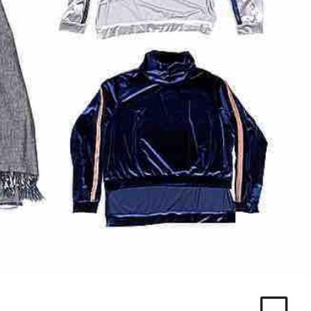 BEAMS(ビームス)の77circa ベロアトップス レディースのトップス(カットソー(長袖/七分))の商品写真