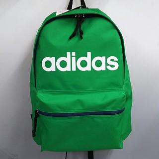 アディダス(adidas)の新品  アディダス リュックサック 17L・グリーン(バッグパック/リュック)