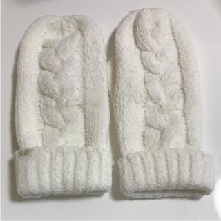 ジェラートピケ(gelato pique)のジェラートピケ 手袋 ミトン(手袋)
