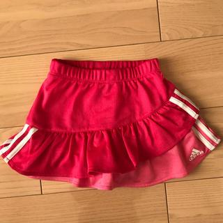 アディダス(adidas)のパンツ付 スカート 4才(スカート)