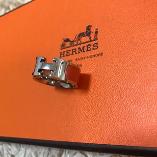エルメス(Hermes)の【確実正規品】エルメス☆指輪&スカーフリング(リング(指輪))